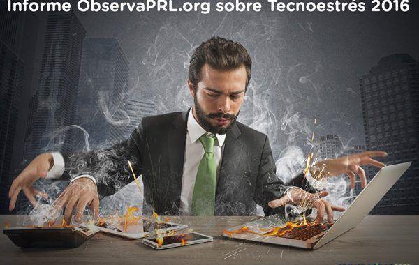 El diario ABC se hace eco de la I Encuesta sobre Tecnoestrés en España