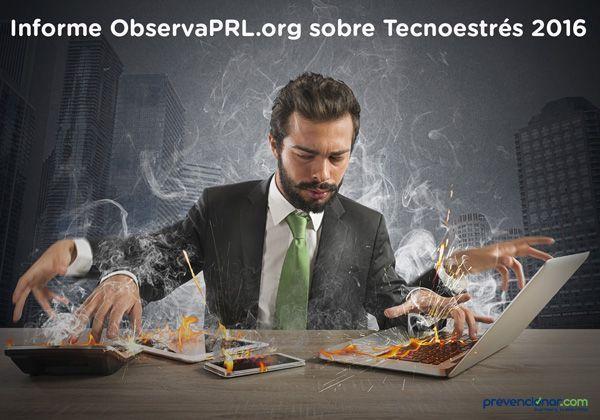 El uso de las tecnologías genera consecuencias negativas al 34% de los trabajadores
