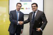Acuerdo de colaboración entre OHL y la Fundación Laboral de la Construcción