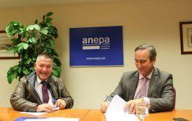ANEPA Y Asociación DIA de Víctimas de Accidentes firman un acuerdo de colaboración