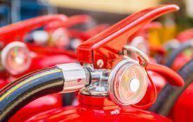 ¿Sabes como seleccionar, instalar, usar y mantener un extintor de incendio?