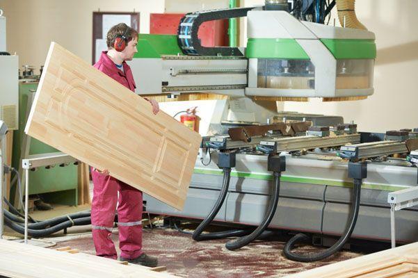 Guía de seguridad para máquinas del sector madera