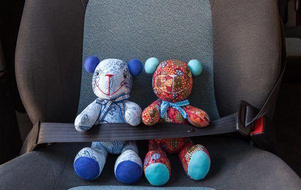 Cinturón de Seguridad (sistemas de retención infantil)