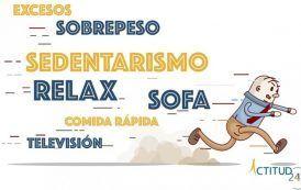 Stop al sedentarismo