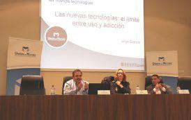 Unión de Mutuas previene sobre los riesgos adictivos que tienen las nuevas tecnologías
