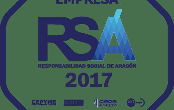 Mutua Universal recibe el sello a la Responsabilidad Social de Aragón