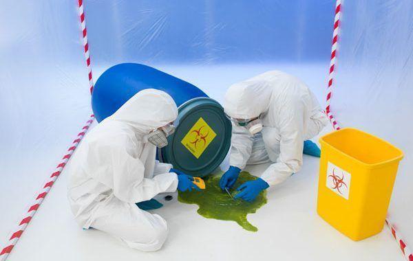Fichas de Control de Agentes Químicos