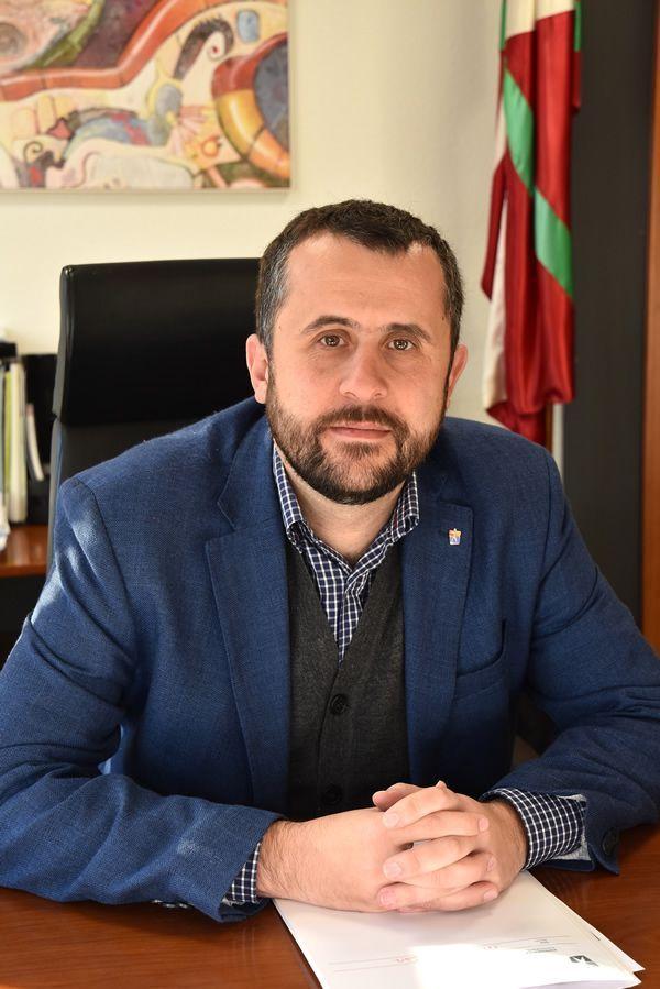 Alberto Alonso Martín, nuevo Director General de Osalan