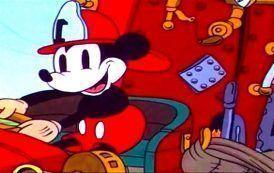 La Brigada de Bomberos de Mickey