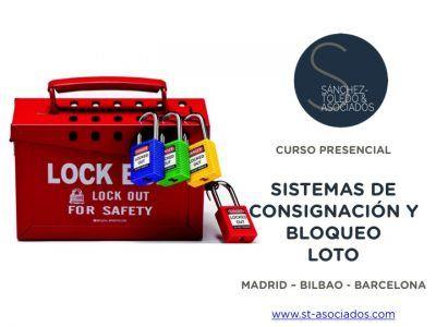 Curso: Sistemas de consignación y bloqueo (LOTO) #Bilbao