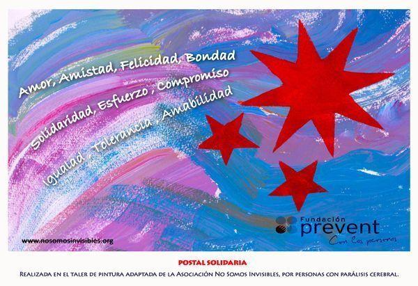 Fundación Prevent te desea Feliz Navidad!!
