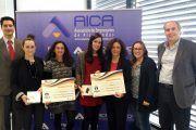 Grupo Revenga y Telepizza, ganadores del 'I Concurso de Buenas Prácticas en Prevención de Riesgos Laborales'