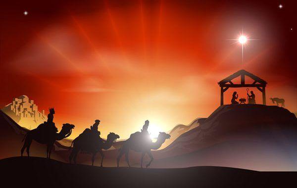 Los auténticos Reyes Magos