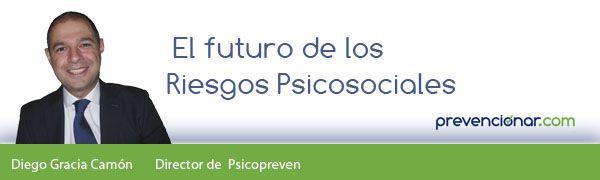 El futuro de los riesgos psicosociales
