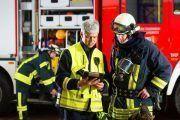 ¿Los bomberos investigando incendios?