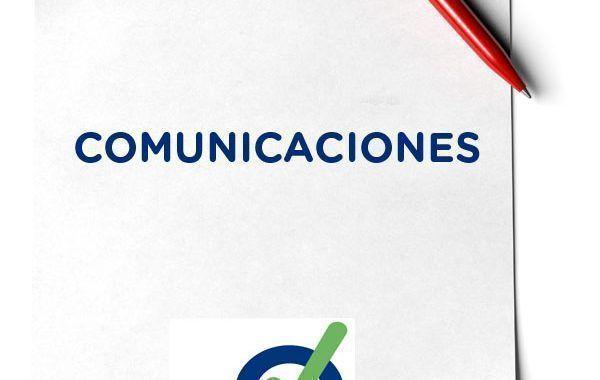 Comunicaciones Congreso Prevencionar: Finalización de Presentaciones
