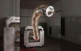 La serpiente laser que evitará riesgos nucleares