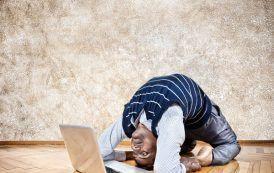 Posturas de trabajo inadecuadas (video)