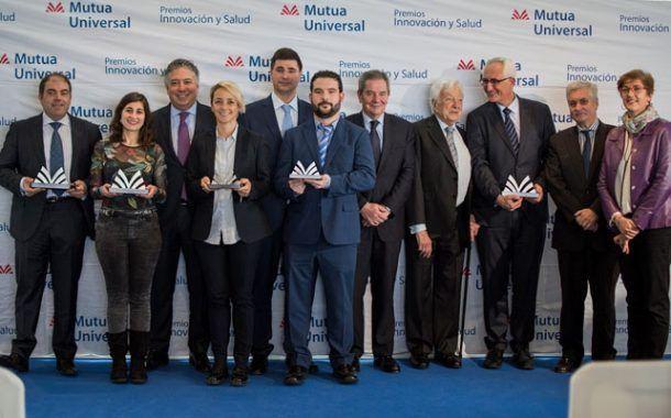 Mutua Universal premia a las empresas más innovadoras en el desarrollo de entornos de trabajo más seguros y saludables