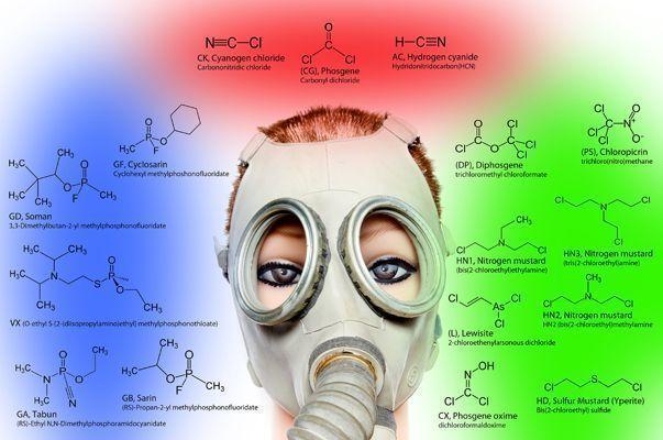 Nuevos límites de exposición profesional para agentes químicos