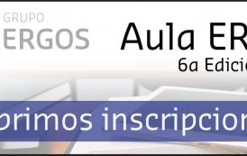 Grupo Ergos presenta la 6a edición de Aula Ergos (Barcelona)