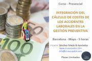 Curso: Integración del Cálculo de costes de Accidentes en la Gestión Preventiva