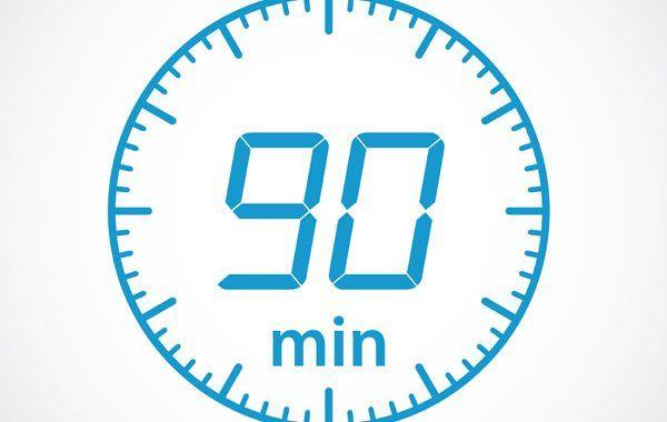 ¿Son mucho 90 minutos de resistencia al fuego?