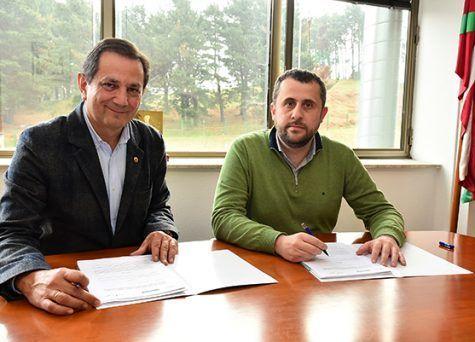 Convenio de Colaboración Osalan y Azti-Tecnalia