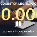 Ecogestor LEGISLACIÓN supera las 80.000 normas