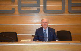 Juan Lazcano, reelegido Presidente de la patronal de la construcción