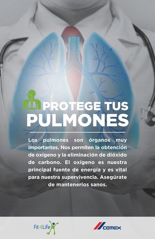 Protege tus pulmones