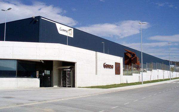 La fábrica de Gamesa en Miranda de Ebro celebra más de tres años sin accidentes