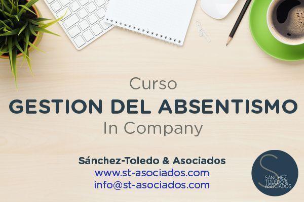 Curso In Company: Gestión del Absentismo
