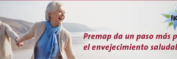 Premap da un paso más para el envejecimiento saludable