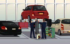 PrevenConsejo: Seguridad en elevadores de vehículos