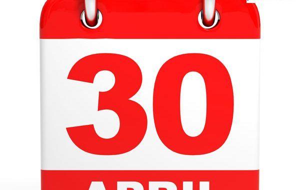 Si vas a asistir al Congreso Prevencionar el 30 de abril es una fecha clave #Madrid