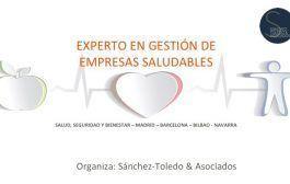 Último día de Matricula: Curso Experto en Gestión de Empresas Saludables