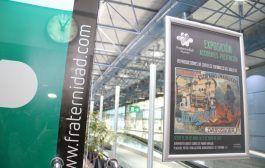 Inauguración Exposición de carteles de prevención S.XX en el aeropuerto Adolfo Suárez Madrid-Barajas