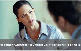 """""""Primeros auxilios psicológicos en la empresa"""" en Aula Ergos"""
