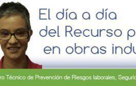 El día a día del Recurso preventivo en obras industriales