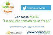 """Concurso #28PRL """"La salud a través de la fruta"""""""