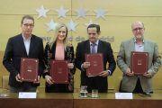 La Comunidad de Madrid refuerza el compromiso de la Comunidad con la seguridad laboral