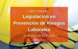 Curso Online Legislación de Prevención de Riesgos Laborales impartido por ENVIRA