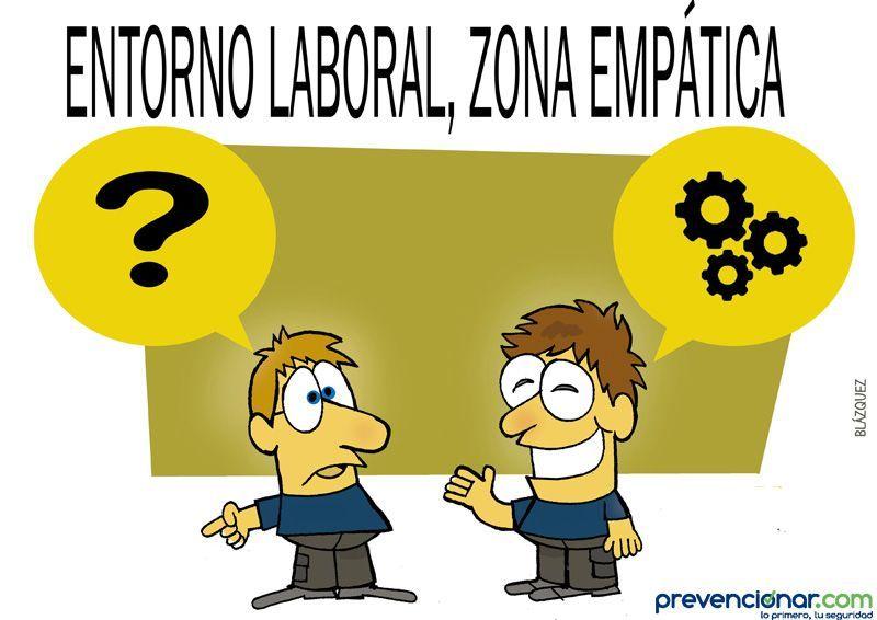 Humor en Prevencionar: Entorno Laboral