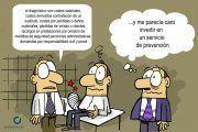 Humor gráfico y cómic en la prevención