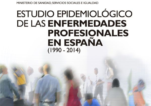 Estudio Epidemiológico de las Enfermedades Profesionales en España