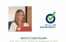 """Mónica Colás """"Combatir la siniestralidad laboral y la vial exige esfuerzos y medidas comunes"""""""