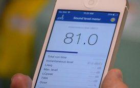 APP para medir el ruido con tu móvil