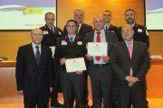 El Ministerio del Interior distingue a siete profesionales de ILUNION Seguridad