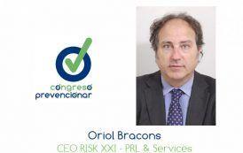 """Oriol Bracons """"Formación práctica y motivación son claves para el éxito en PRL"""""""